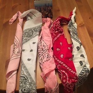 Lot of bandana